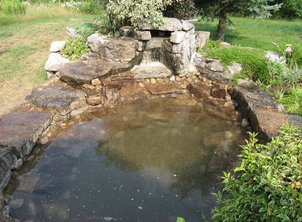 Water Features gallery photos